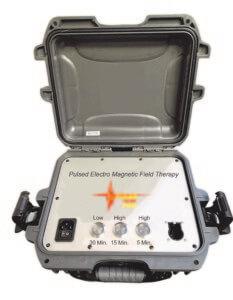 PEMF Complete Mini Traveler PEMF machine